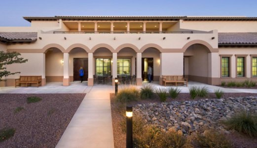 The Construction And Development History Of A Hospital Arizona State Veterans Home David Evans And Associates Inc