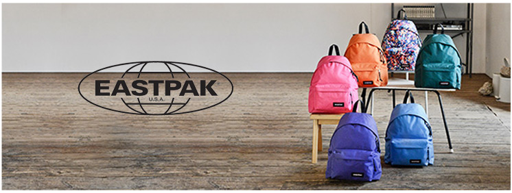 Image result for EASTPAK BACKPACK BANNER