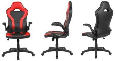 Mömax Gamingstuhl in Rot/Schwarz für 112,69€ statt 149€