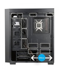 Buy Zebronics MATRIX Computer Case Cabinet Online at