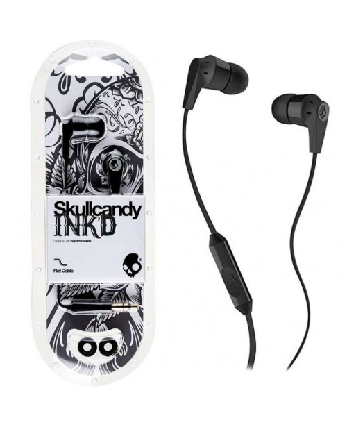 small resolution of skullcandy inkd s2ikdy 010 in ear earphones with mic color may vary