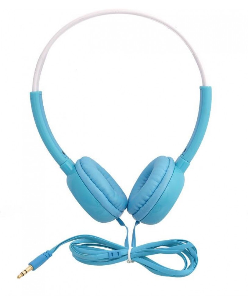 medium resolution of inext in 913 hp wired headphones blue colour