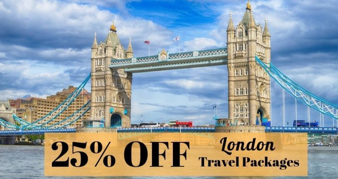 Discount London Packages