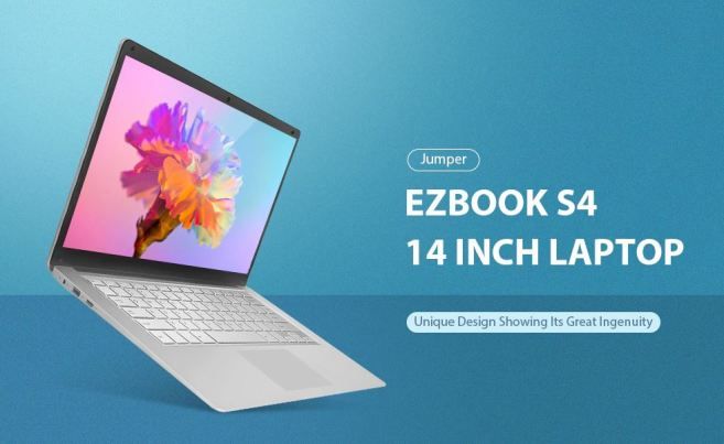 Black Friday 2019 Deals Buy Jumper EZbook S4 14 inch Laptop