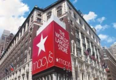 Shopping guide in New York City