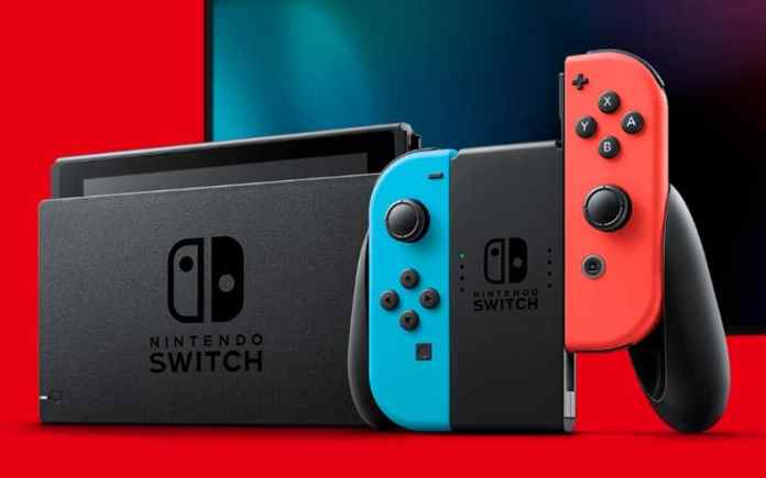 The Nintendo Switch will be entitled to a new SoC and change storage