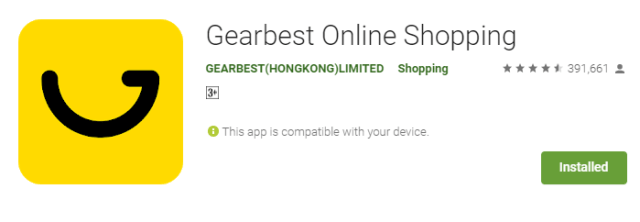 Shopping guide)Online Shopping : Gearbest App Review 2019