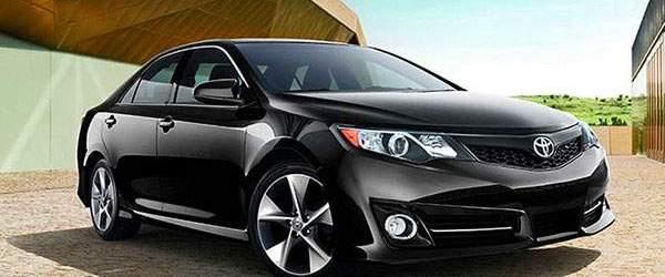 Toyota Camry, Honda Civic les stocks augmentent, selon un rapport