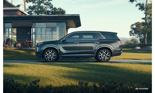 Inner space the 2020 palisade is roomy and comfortable with an upscale feel. How Much Space Is Inside The 2020 Hyundai Palisade Coastal Hyundai