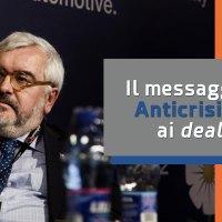 """Umberto Seletto (Anticrisi Day): """"Nel dolore è il momento di progettare il futuro"""""""