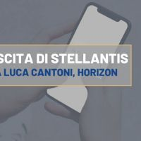 La nascita di Stellantis vista da Luca Cantoni (Horizon)