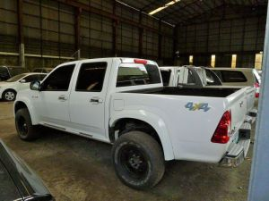 2012 Isuzu DMax 4x4 for sale | 82 000 Km | Automatic