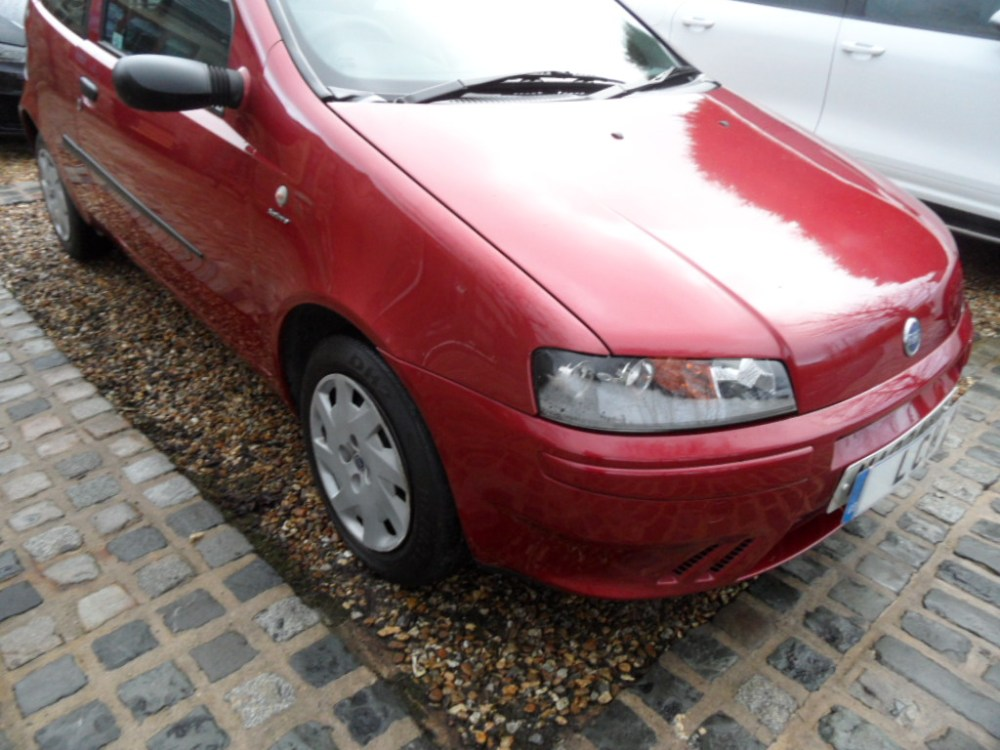 medium resolution of fiat punto 1 2 active 3dr manual 2003 only 53k miles hpi fiat punto 2003 manual download fiat punto 2003 repair manual