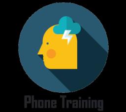 phone training auto sales