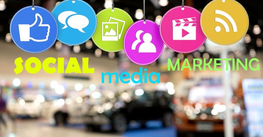 social media marketing for automotive industry