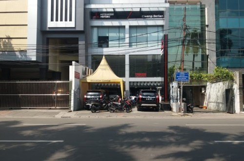 Dealer Mitsubishi Cideng Jakarta Pusat