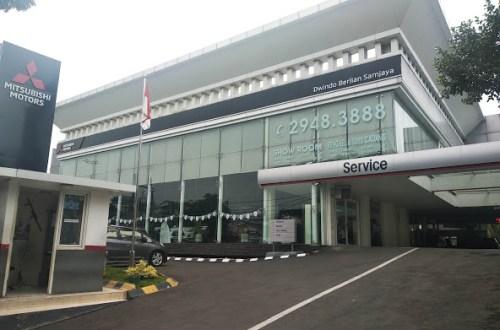 Dealer Mitsubishi Raden Inten Duren Sawit Jakarta Timur