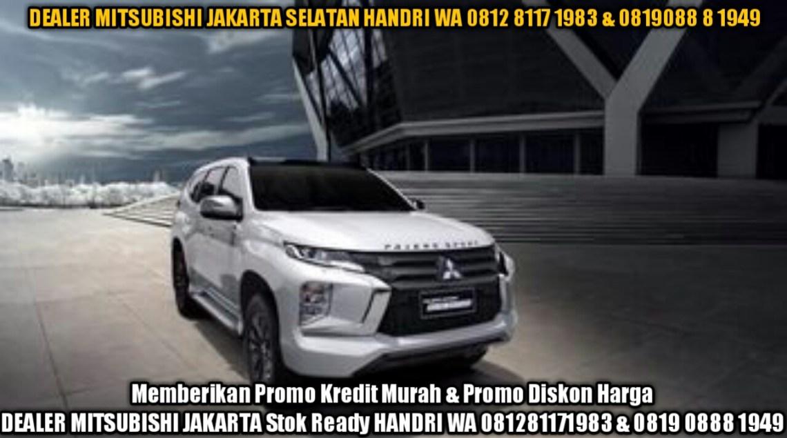 Promo Kredit Murah Pajero Sport Facelift