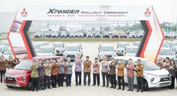 Ready Stok Mitsubishi Xpander di Dealer Mitsubishi Kami Jakarta