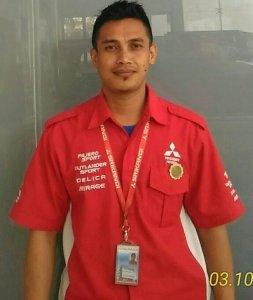 Dealer Mitsubishi Mampang Prapatan Jakarta Selatan Handri