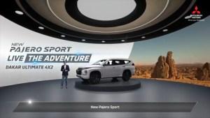 Promo Diskon dan Kredit New Pajero Sport