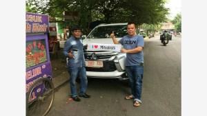 Pajero Sport Dakar 2017 Pak Afrizal Joglo Jakarta Barat