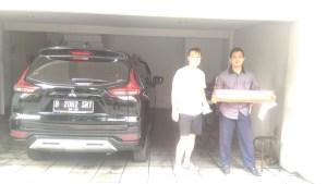 Xpander Ultimate Bapak Harianto Hamid Amaya Town House Jati Padang Jakarta Selatan