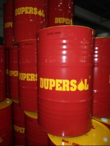 Supplier oli drum ggi