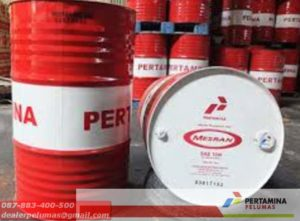 Supplier Oli Pertamina Thermo 32