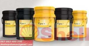 Supplai Oli Shell Synthetic