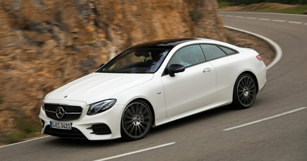 2018 Mercedes-Benz E-Class Luxury Choices for You