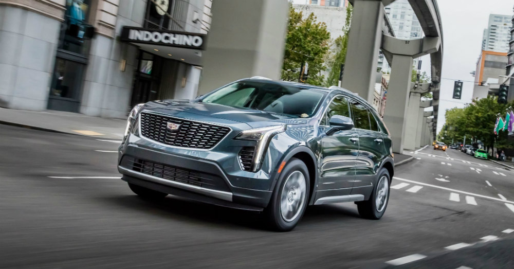 The Cadillac XT4 is an Unproven Commodity