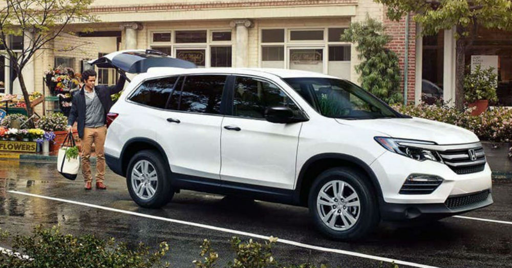 Drive in this Honda Pilot and Let Your Imagination Soar