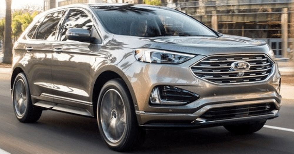 Something Different About the Ford Edge