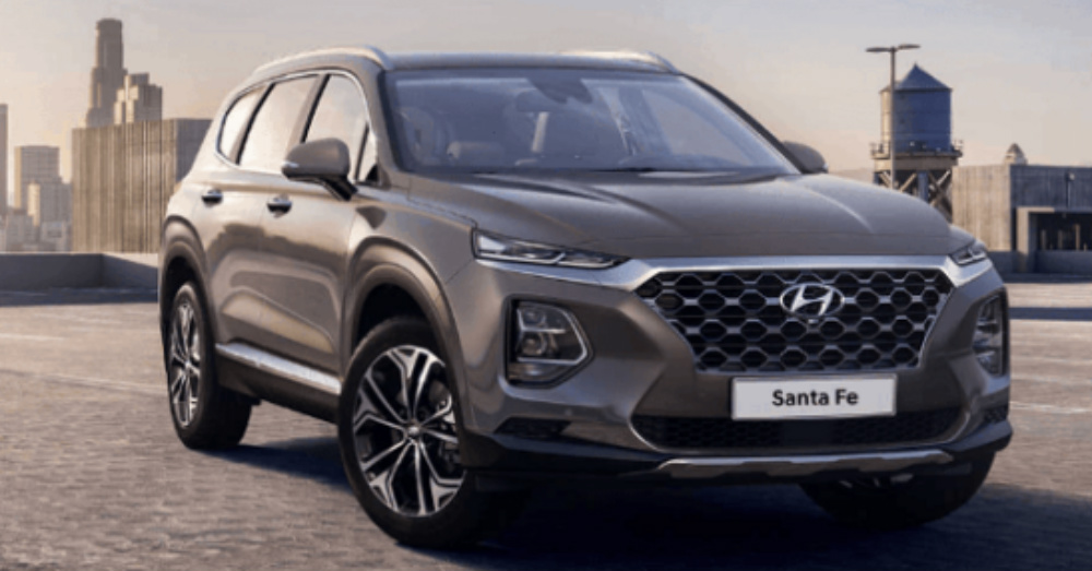 2021 Hyundai Santa Fe Finds its Place on the Road