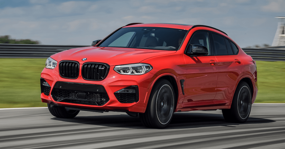 The Fun of the BMW X4 M You'll Admire