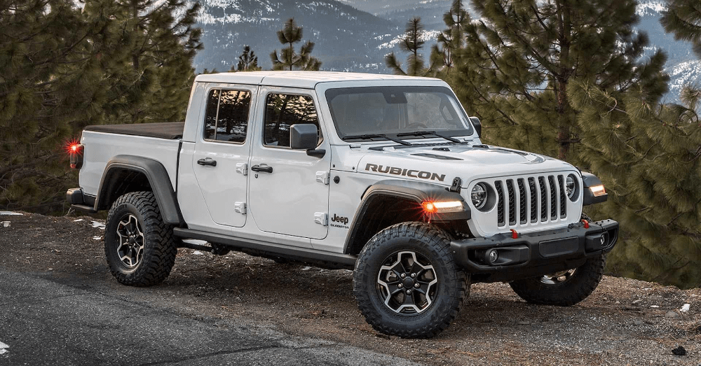 The Jeep Gladiator has Arrived for Your Driving Fun