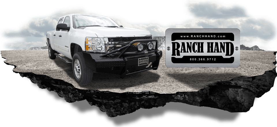ranch hand truck accessories grill