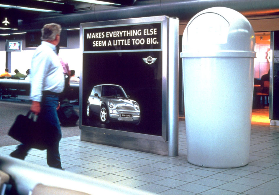 Dealership Integrated Marketing - Mini Out of Home