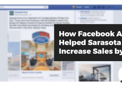 Webinar: How Facebook Ads Helped Sarasota Ford Increase Sales