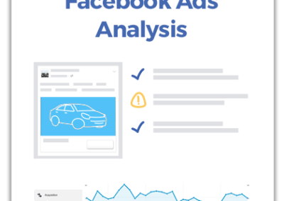 Free Facebook Ads Analysis For Auto Dealers