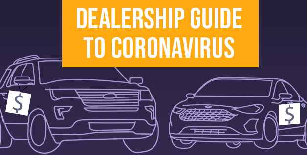 How Dealerships Can Continue Driving Sales During Coronavirus