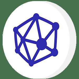 viral loops logo icon