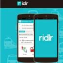 Ridlr- Get 50% cashback