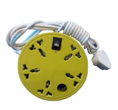 3 Pin 4.5m Cable Flex Sockets Box Rs 9 shopclues