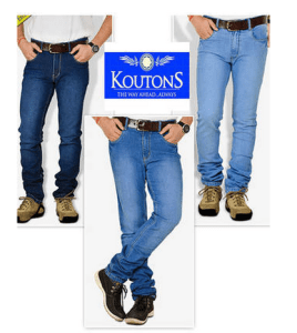 Koutons Charlie Outlaw Pack Of 3 Comfort Fit Jeans Rs 699 paytm