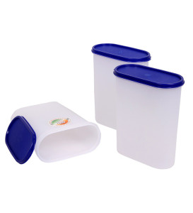 Tallboy Mahaware Space Saver Container 2400 Ml Set Of 3 Rs 129 pepperfry