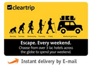 cleartrip e gift card 20% off giftbig