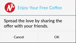 niffler free coffee