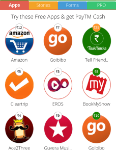taskbucks refer and earn paytm cash free